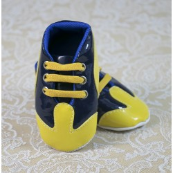 FB Fenerbahçe Leather Baby Bootie