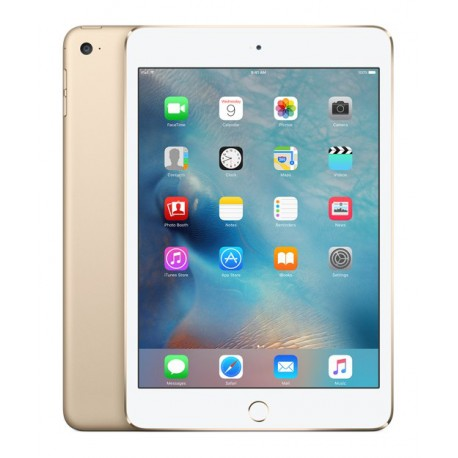 Apple iPad Mini 4 Wi-Fi + Cellular 128GB - Altın Rengi