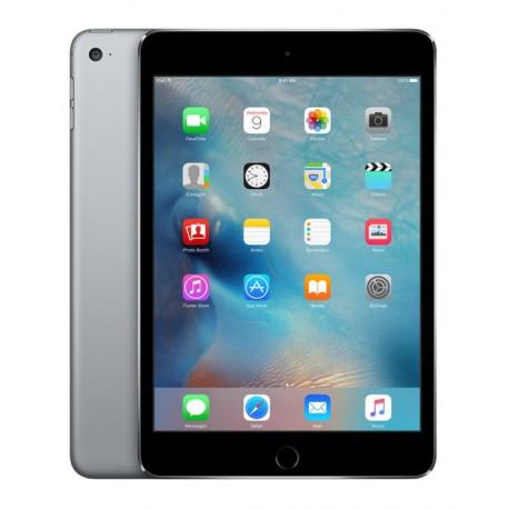Apple iPad Mini 4 Wi-Fi + Cellular 128GB - Uzay Grisi