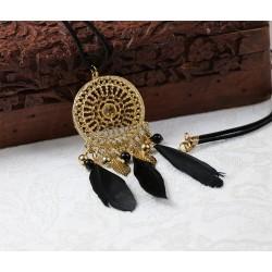 Dream Cap Long Necklace