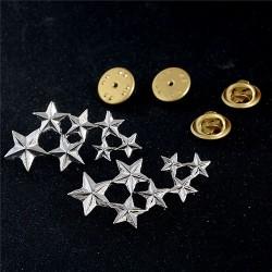 Yıldız Modeli Yaka İğnesi