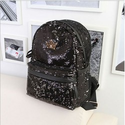 Rucksack Pullu Black Backpack