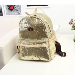 Rucksack Pullu Gold Backpack
