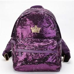 Rucksack Pullu Purple Backpack