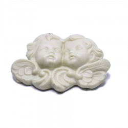 Double Angel Model Polyester Object