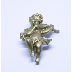 Violinist Angel Model Polyester Object