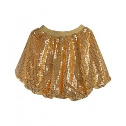 Zara Kids Gold Colored Child Skirt