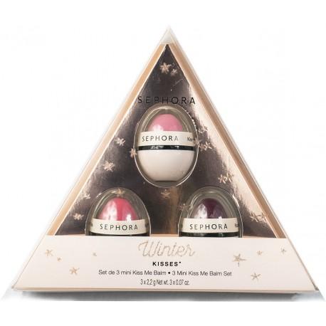 Sephora Kışa Özel 3'lü Mini Balım Set