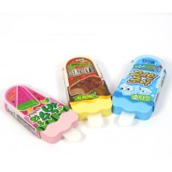 Eraser-Shaped Rubber Eraser 3 set