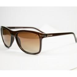 Club Ellesse Kare Model Kahverengi Kemik Çerçeve Güneş Gözlüğü