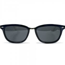 Club Ellesse Square Model Dark Blue Bone Framed Sunglasses