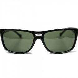Ellesse Sport Model Siyah Bütün Kemik Çerçeve Yeşil Camlı Güneş Gözlüğü