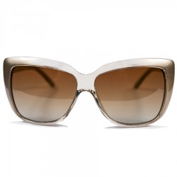 Club Ellesse Cool Model Bright Milk Coffee Bone Framed Sunglasses