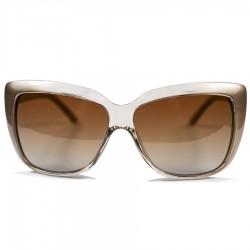 Club Ellesse Cool Model Parlak Sütlü Kahve Kemik Çerçeveli Güneş Gözlüğü