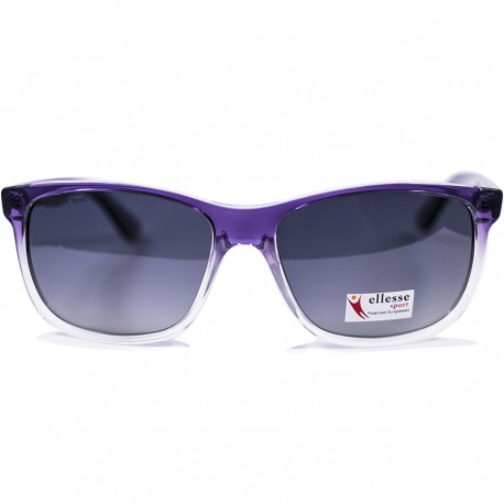 Ellesse Transparent Model Purple Framed Sunglasses