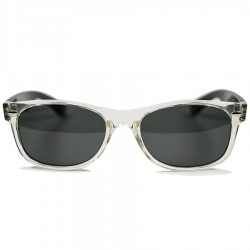 Ellesse Transparent Model Black Handle Frame Sunglasses