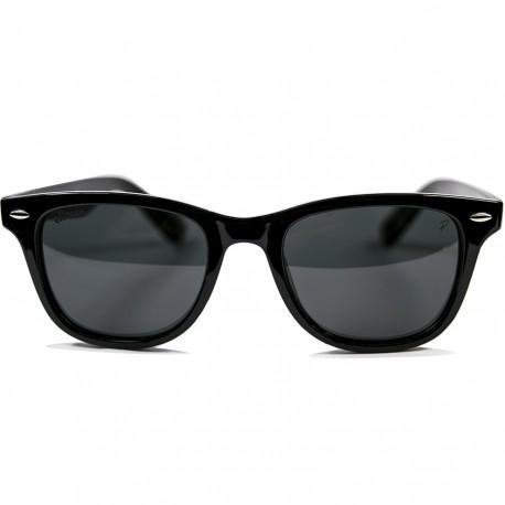 Ellesse Black Bone Sunglasses