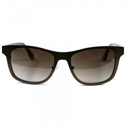 Ellesse Class Model Aluminum Brown Frame Sunglasses