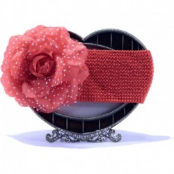 Red Rose Hair Band