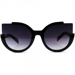 Auto Model Black Degrade Glass Sunglasses