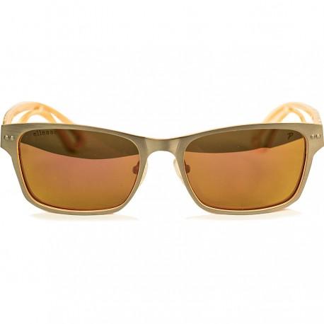 Ellesse Çift Renk Model Alüminyum Çerçeveli Turuncu Aynalı Güneş Gözlüğü