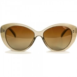 Club Ellesse Eyeshadow Model Bright Milk Brown Bone Female Sunglasses