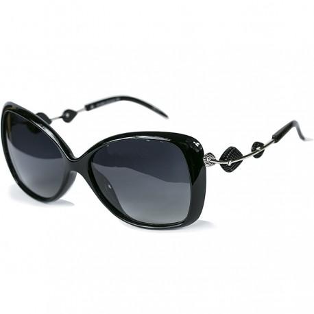 Club Ellesse Yaprak Modeli Siyah Renk Kadın Güneş Gözlüğü