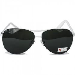 Ellesse Sport Damla Modeli Beyaz Metal Çerçeveli Güneş Gözlüğü