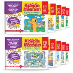 Kip Kip'in Maceraları 10 Kitap