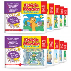 Kip Kip's Adventures 10 Books