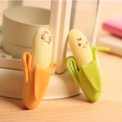 Set of Korean Bananas with Banana Figurine Eraser 2
