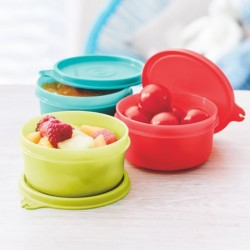 Tupperware Candy Triplets Mini Container Set 250ml