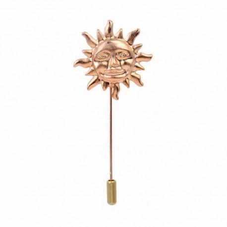 FashionMoon Güneş Modeli Broş