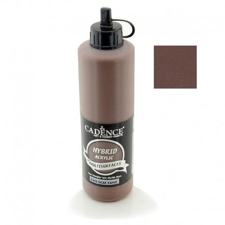 Cadence Hybrid Acrylic For Tüm Yüzeyler İçin Multisulfaces H-016 Açık Kahve 500ml