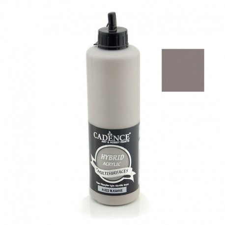 Cadence Hybrid Acrylic Multisulfaces For All Surfaces H-022 M.Coffee 500ml