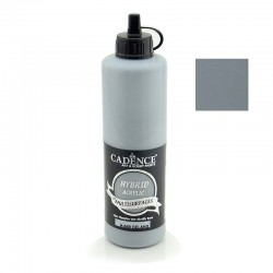Cadence Hybrid Acrylic For All Surfaces Multisulfaces H-040 Delono 500ml