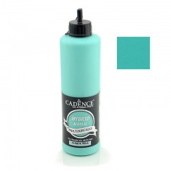 Cadence Hybrid Acrylic For All Surfaces Multisulfaces H-044 N.Green 500ml