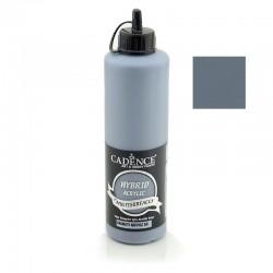Cadence Hybrid Acrylic For All Surfaces Multisurface H057 Slate 500ml