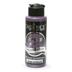Cadence Acrylic Paint for All Surfaces H-064 Plum