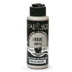 Cadence Tüm Yüzeyler İçin Akrilik Boya H-084 Çöl Kahvesi