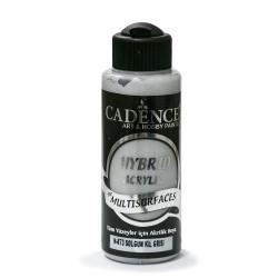 Cadence Tüm Yüzeyler İçin Akrilik Boya H-073 Solgun Kil Grisi