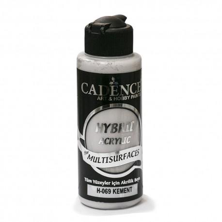 Cadence Tüm Yüzeyler İçin Akrilik Boya H-069 Kement