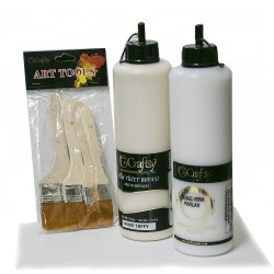 Craftsy Large Size Renovation Set 500 ml
