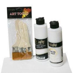 Craftsy Orta Boy Yenileme Seti 250ml