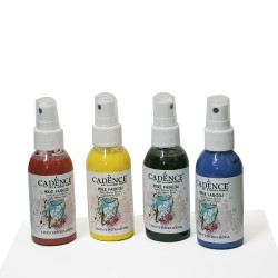 Cadence Spray Fabric Paint Set of Four