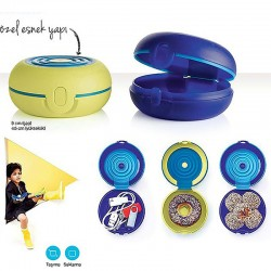 Tupperware Oyster Set with Round 2