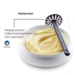 Tupperware Mutfak Gereçleri Patates Ezicisi