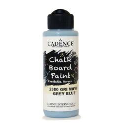 Gray Blue Chalkboard Paint 2580 - 120ML