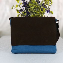 And Design Postman Jeans Bag