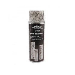 Cadence Spray Marble Effect Paint Black Veined 200ml